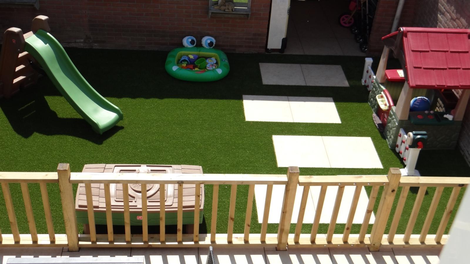 Speeltoestel Kleine Tuin : Speelplaatsinrichtingsadvies 5 speeltoestellen geplaatst bij