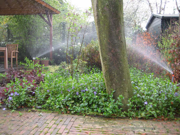Sproei Installatie Tuin : Tuinberegeningsplan hoveniersbedrijf jonkers